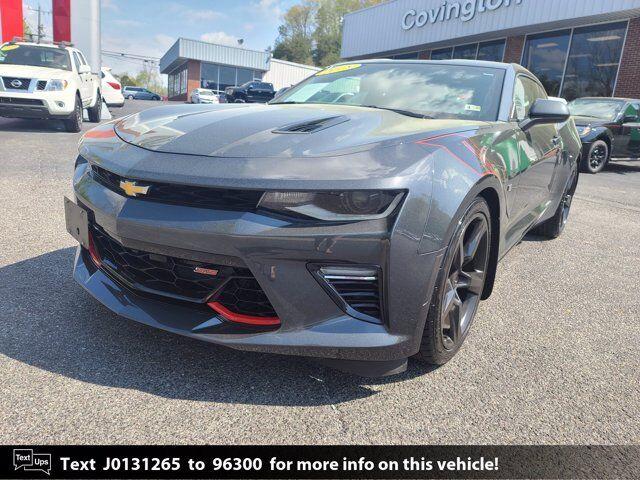 2018 Chevrolet Camaro 1SS Covington VA
