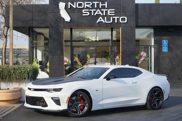 2018_Chevrolet_Camaro_1SS_ Walnut Creek CA