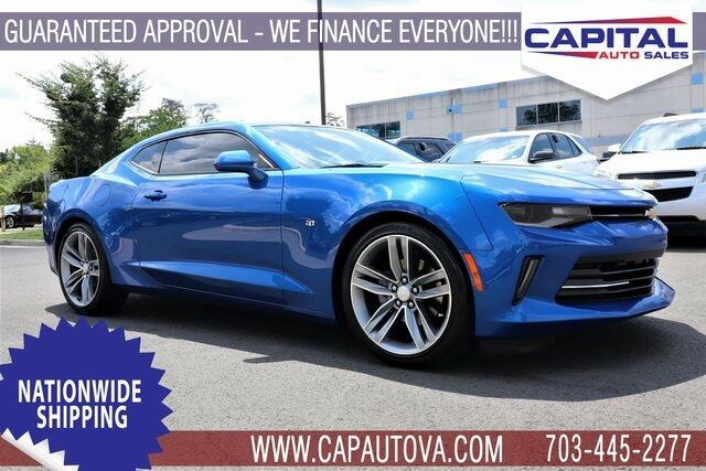 2018 Chevrolet Camaro 2LT Chantilly VA