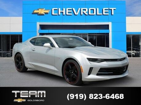 2018_Chevrolet_Camaro_2LT_ Goldsboro NC