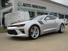 2018_Chevrolet_Camaro_2SS Coupe 8A HEADS UP DISPLAY,BLIND SPOT MONITOR,BACK-UP CAMERA,BLUETOOTH,UNDER FACTORY WARRANTY!!_ Plano TX