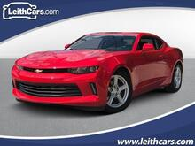 2018_Chevrolet_Camaro_2dr Cpe 1LT_ Cary NC