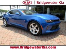2018_Chevrolet_Camaro_LS Coupe, Remote Keyless Entry, Rear-View Camera, Touch Screen Audio, Android Auto & Apple CarPlay, Bluetooth Technology, Sport Seats, 6-Speed Manual Trans, Sport Suspension, 18-Inch Alloy Wheels,_ Bridgewater NJ