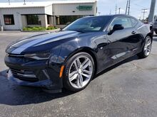 2018_Chevrolet_Camaro_LT_ Fort Wayne Auburn and Kendallville IN