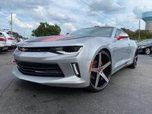 2018_Chevrolet_Camaro_LT_ Raleigh NC