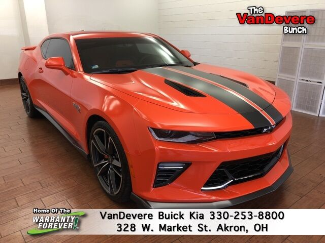 2018 Chevrolet Camaro SS Akron OH
