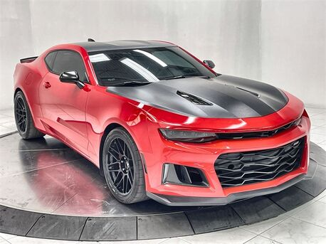2018_Chevrolet_Camaro_SS BACK-UP CAMERA,KEY-GO,19IN WLS,SPOILER_ Plano TX