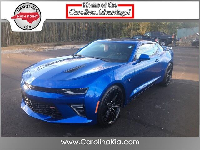 2018 Chevrolet Camaro SS High Point NC
