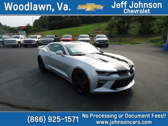 2018 Chevrolet Camaro SS Woodlawn VA
