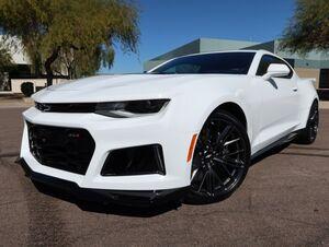 2018_Chevrolet_Camaro_ZL1_ Scottsdale AZ