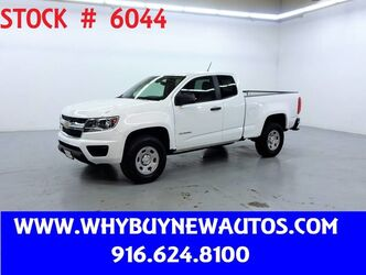 Chevrolet Colorado ~ Extended Cab ~ Only 10K Miles! 2018
