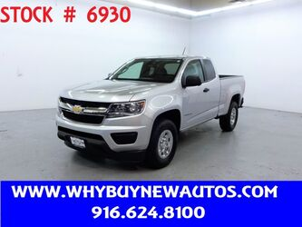 Chevrolet Colorado ~ Extended Cab ~ Only 25K Miles! 2018