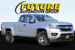 2018_Chevrolet_Colorado__ Roseville CA