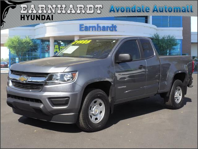2018 Chevrolet Colorado 2WD Ext Cab WT
