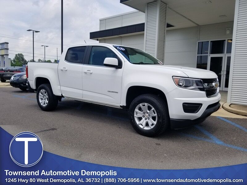 2018 Chevrolet Colorado 2WD LT Demopolis AL