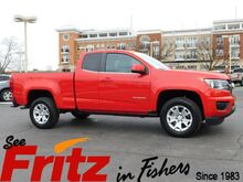 2018_Chevrolet_Colorado_2WD LT_ Fishers IN