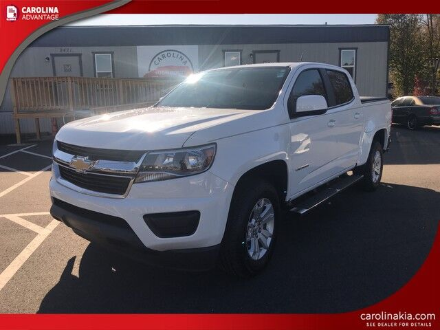 2018 Chevrolet Colorado 2WD LT High Point NC