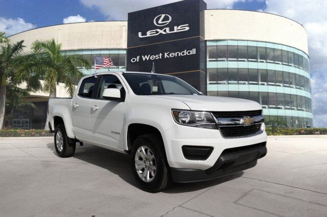 2018_Chevrolet_Colorado_2WD LT_ Miami FL