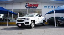 2018_Chevrolet_Colorado_2WD LT_ Mission TX