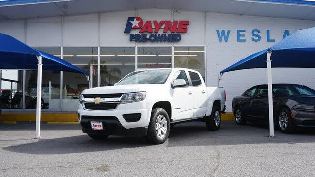 2018 Chevrolet Colorado 2WD LT Mission TX