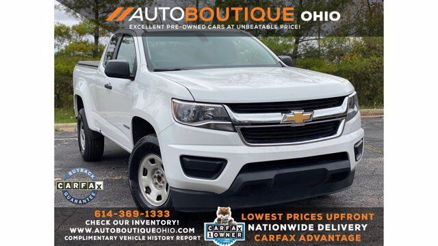 2018 Chevrolet Colorado 2WD Work Truck Columbus OH