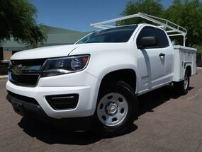 Chevrolet Colorado 2WD Work Truck Service Bed 2018