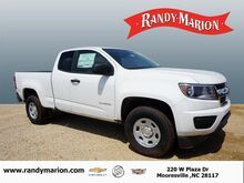 2018_Chevrolet_Colorado_2WD Work Truck_ Mooresville NC