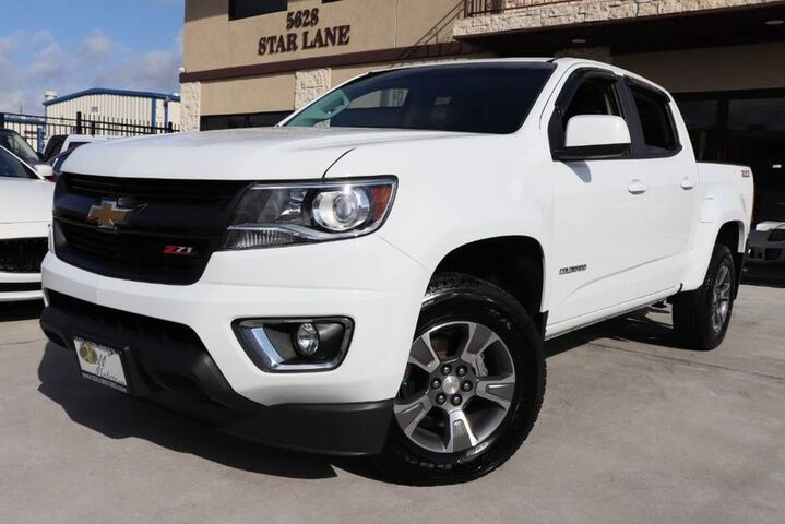 2018 Chevrolet Colorado 2WD Z71, WARRANTY,1 OWNER,V6 ! Houston TX