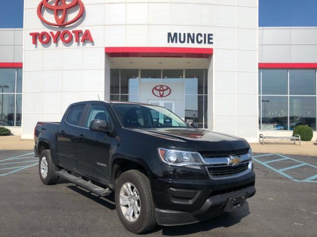 2018 Chevrolet Colorado 4WD Crew Cab 128.3 LT Muncie IN