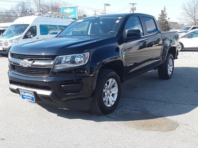 2018 Chevrolet Colorado 4WD Crew Cab 128.3 LT Acton MA