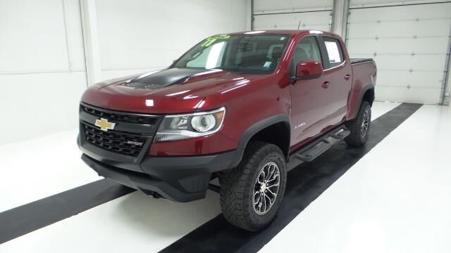 2018 Chevrolet Colorado 4WD Crew Cab 128.3 ZR2 Topeka KS