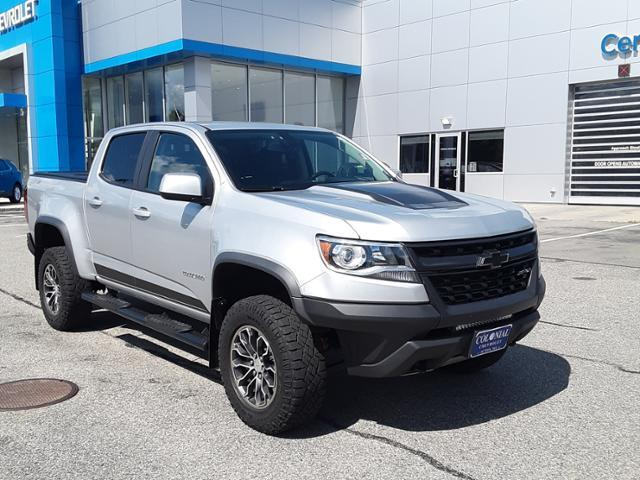 2018 Chevrolet Colorado 4WD Crew Cab 128.3 ZR2 Acton MA