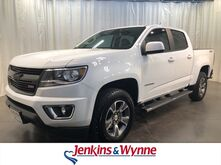 2018_Chevrolet_Colorado_4WD Crew Cab 140.5