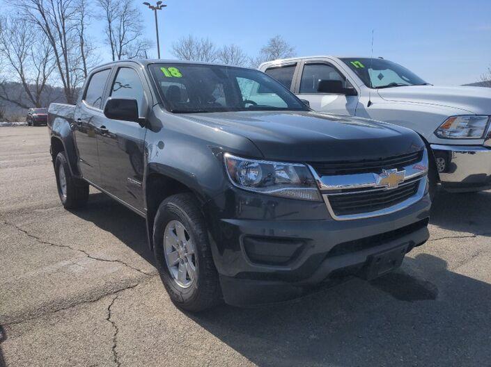 2018 Chevrolet Colorado 4WD Crew Owego NY
