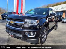 2018_Chevrolet_Colorado_4WD LT_ Covington VA