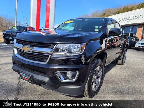 2018 Chevrolet Colorado 4WD LT Covington VA