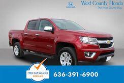 2018_Chevrolet_Colorado_4WD LT Crew Cab_ Ellisville MO