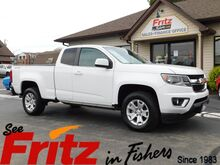 2018_Chevrolet_Colorado_4WD LT_ Fishers IN