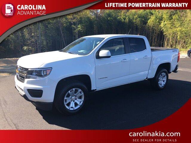 2018 Chevrolet Colorado 4WD LT High Point NC