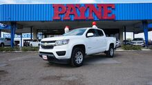 2018_Chevrolet_Colorado_4WD LT_ Mission TX