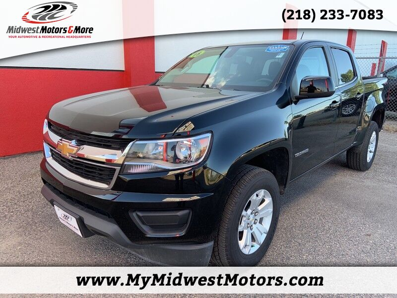 Chevy Colorado 2018 >> 2018 Chevrolet Colorado 4wd Lt