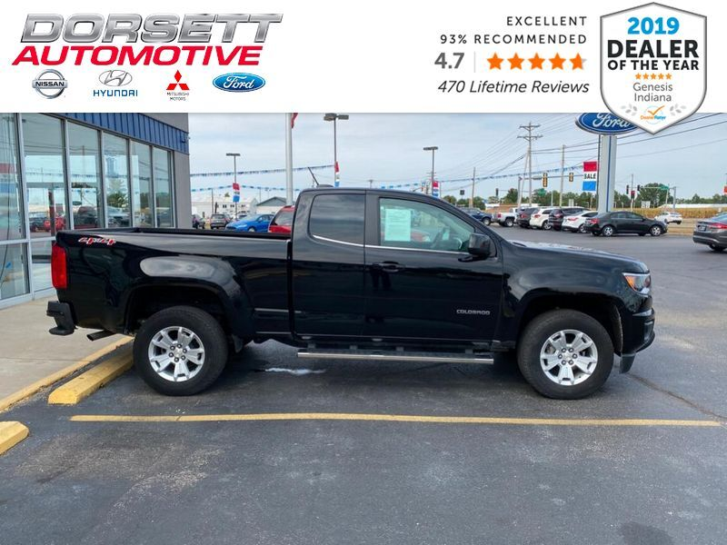2018 Chevrolet Colorado 4WD LT Marshall IL