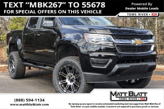 2018 Chevrolet Colorado 4WD LT Toms River NJ