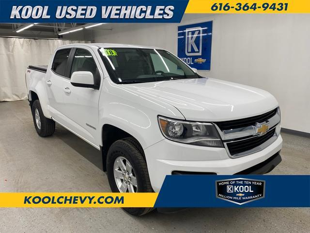 2018 Chevrolet Colorado 4WD Work Truck Grand Rapids MI