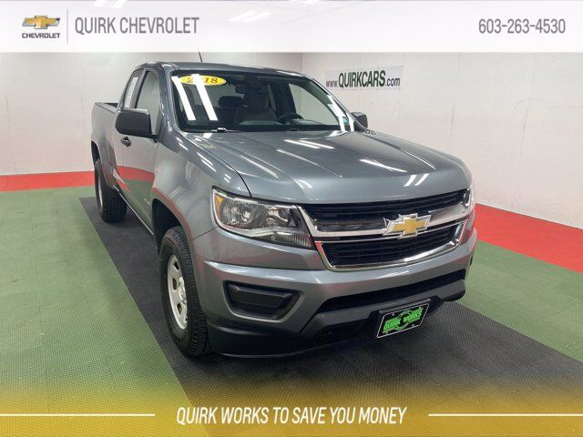2018 Chevrolet Colorado 4WD Work Truck Manchester NH