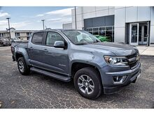 2018_Chevrolet_Colorado_4WD Z71_ Amarillo TX