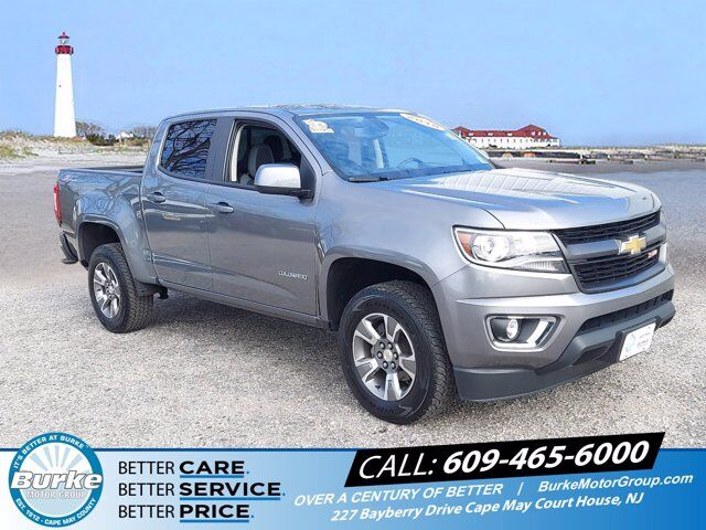 2018 Chevrolet Colorado 4WD Z71 Cape May Court House NJ