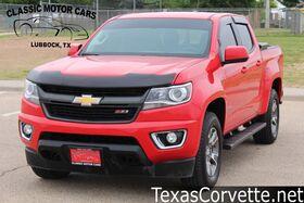 2018_Chevrolet_Colorado_4WD Z71_ Lubbock TX