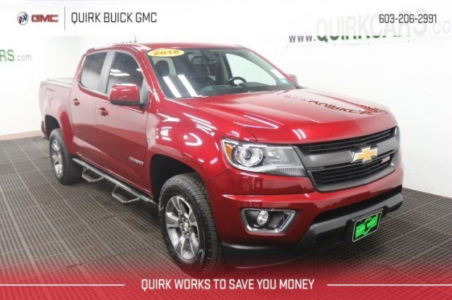 2018 Chevrolet Colorado 4WD Z71 Manchester NH
