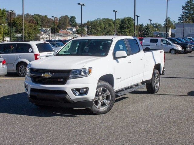2018 Chevrolet Colorado 4WD Z71 Pottsville PA